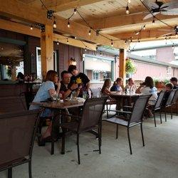 Photo Of The Huddle Kitchen Bar Bolton Landing Ny United States