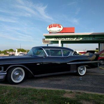 Gus Garage Auto Repair 1727 Briarcliff Blvd Austin