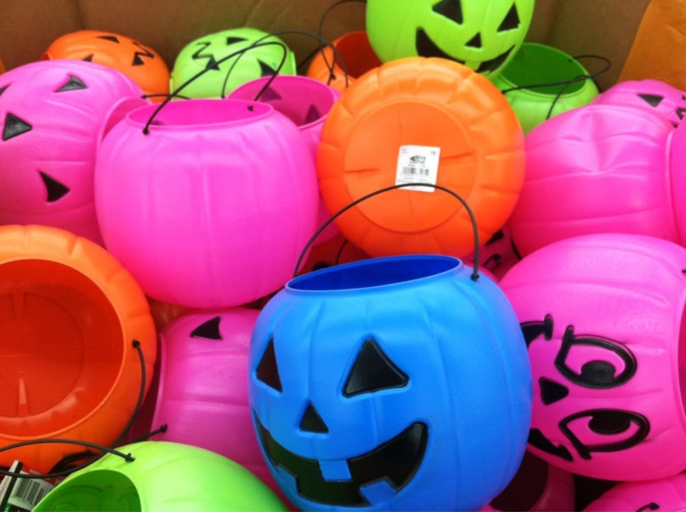 45 photos for walmart supercenter - Plastic Pumpkins