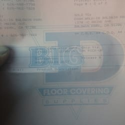 Photo Of Big D Floor Covering Supplies   Baldwin Park, CA, United States