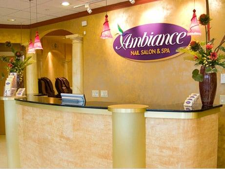 Ambiance Nail Salon & Spa I: 2709 Madison Rd, Cincinnati, OH