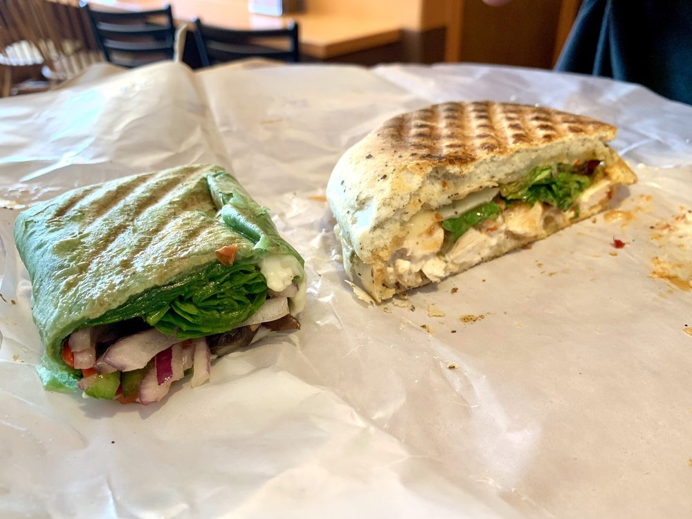 Food from Harvest Moon Deli