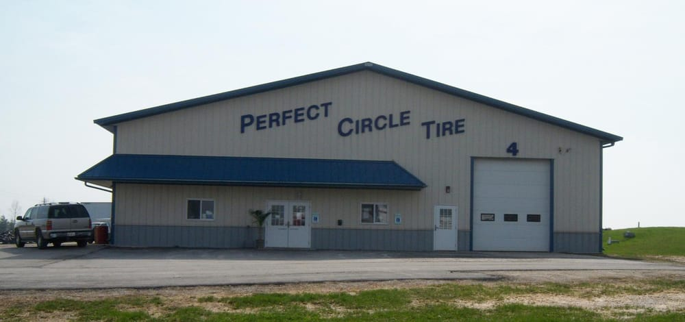 Perfect Circle Tire: W4683 Clearview Rd, Waldo, WI