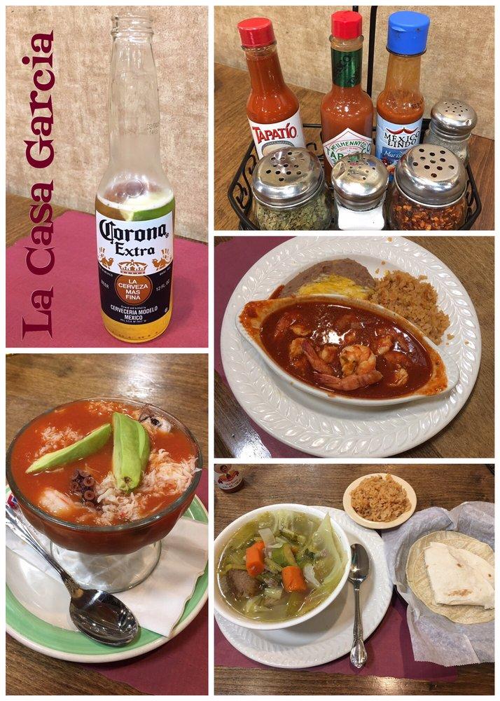 La Casa Garcia restaurant