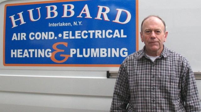 Hubbard Heating & Plumbing: 8396 Main St, Interlaken, NY