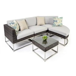 Photo Of Caluco   Pacoima, CA, United States. Mirabella Sectional Seating  Option