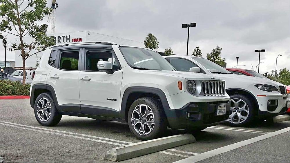 Rent a jeep renegade