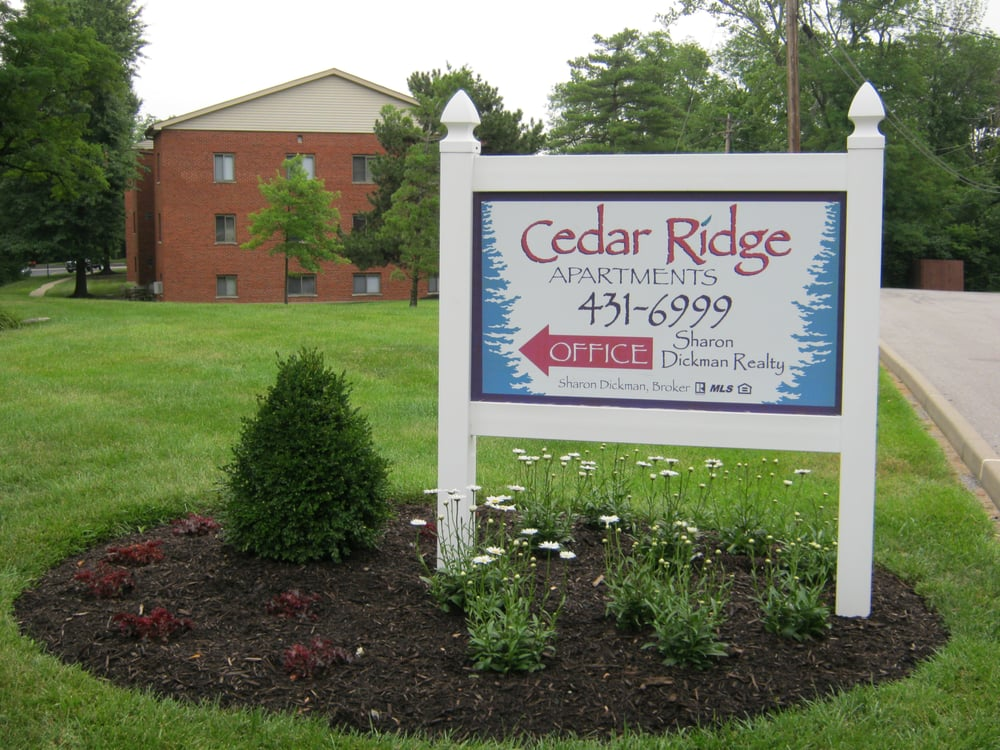 Welcome home to cedar ridge apartments yelp for Ceder ridge