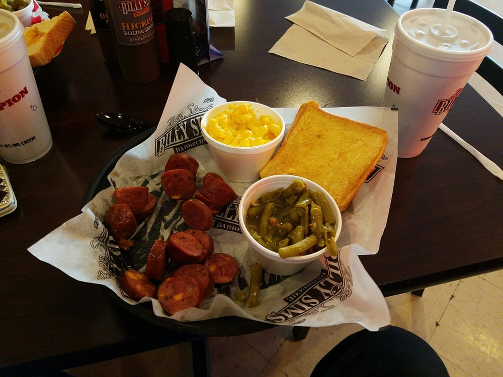 Billy Sims BBQ: 2103 S Main St, Elk City, OK