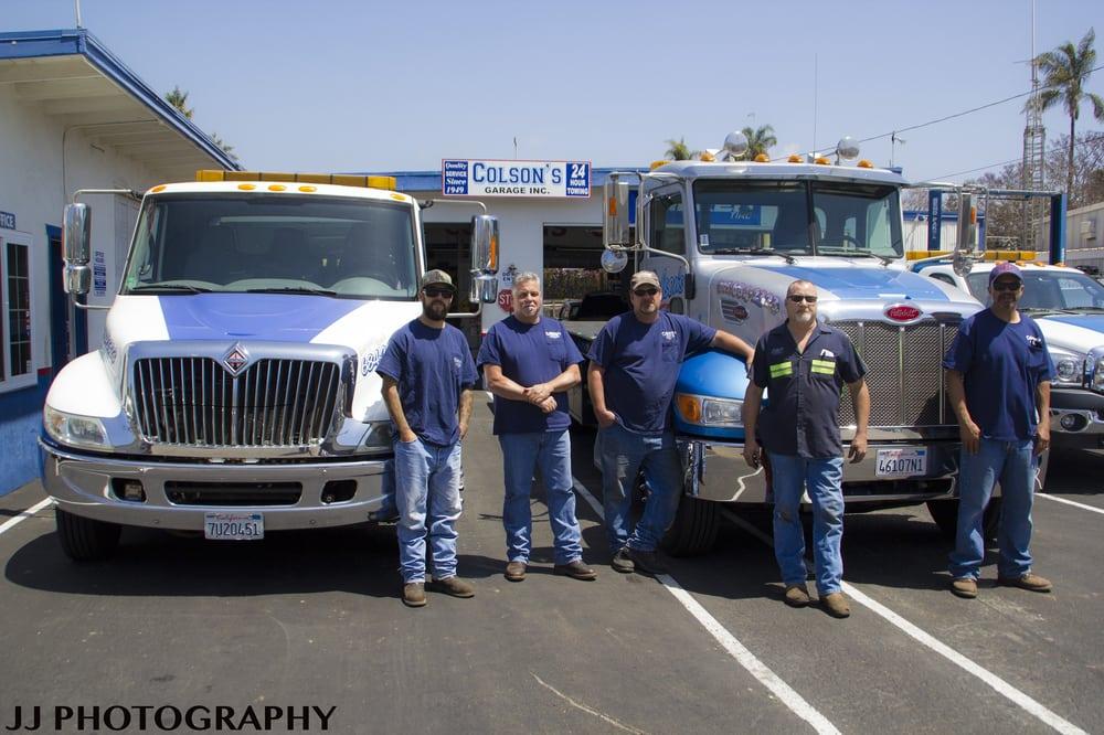 Towing business in Carpinteria, CA