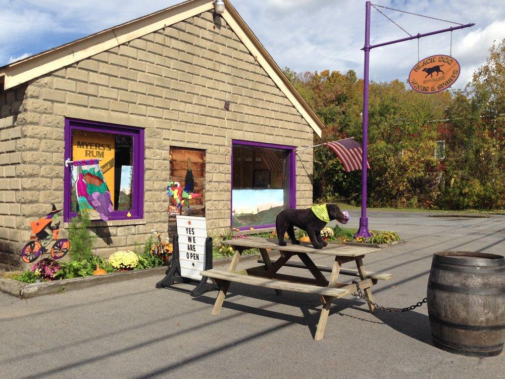 Black Dog Wines & Spirits: 98 W Main St, Cambridge, NY