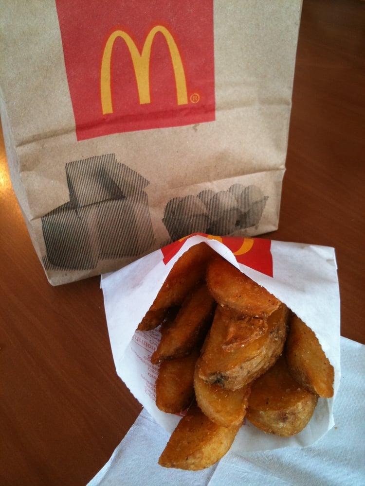 Mcdonalds Burgers Av San Patricio S N San Juan
