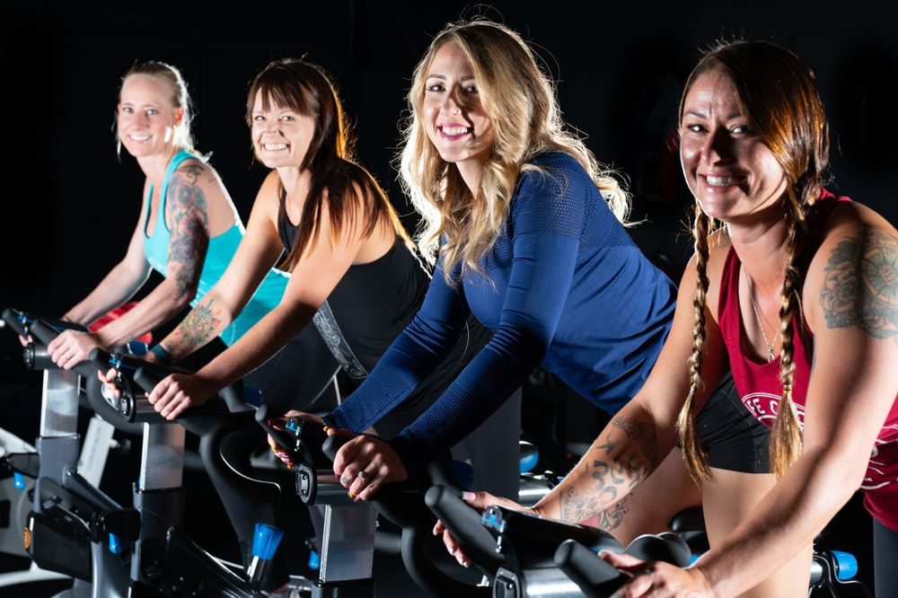 Life Cycle Spin and Yoga Studio: 403 Hot Springs Rd, Carson City, NV