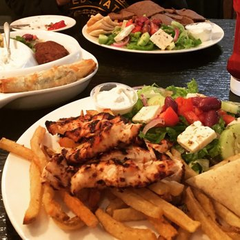 Elli p 39 s reviews virginia beach yelp for Ammos authentic greek cuisine