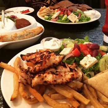 Elli p 39 s reviews virginia beach yelp for Ammos authentic greek cuisine
