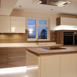 Photo Of Black Rok Kitchen Design   Uckfield, East Sussex, United Kingdom