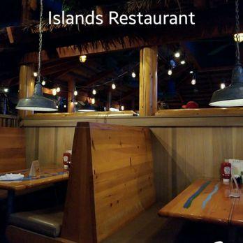 Islands Restaurant  Magnolia Ave Corona Ca