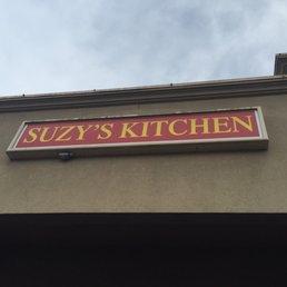 Suzy S Kitchen Menu Bremerton