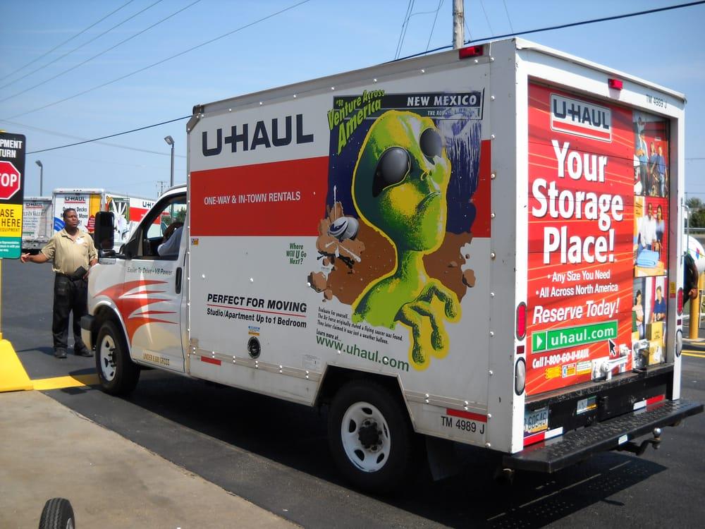 U Haul Moving Storage At Southpark 23 Photos Truck Rental