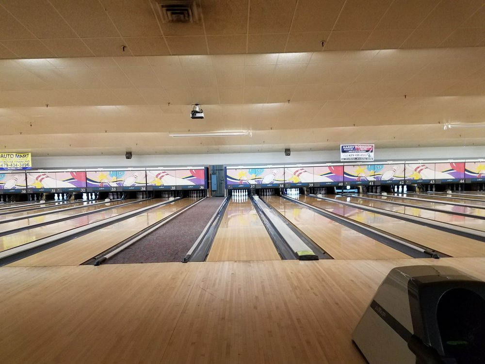 Bowling World: 6100 S 36th St, Fort Smith, AR
