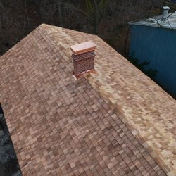 Photo Of Findlay Roofing   Georgetown, ON, Canada. Recently Completed Cedar  Roof Project