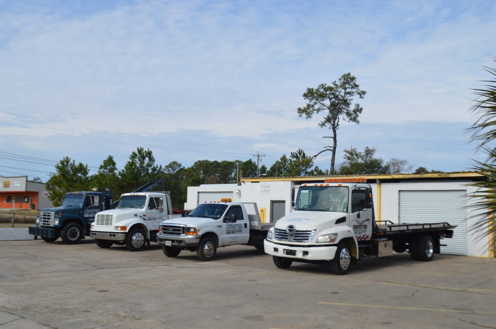 Towing business in Bay St. Louis, MS