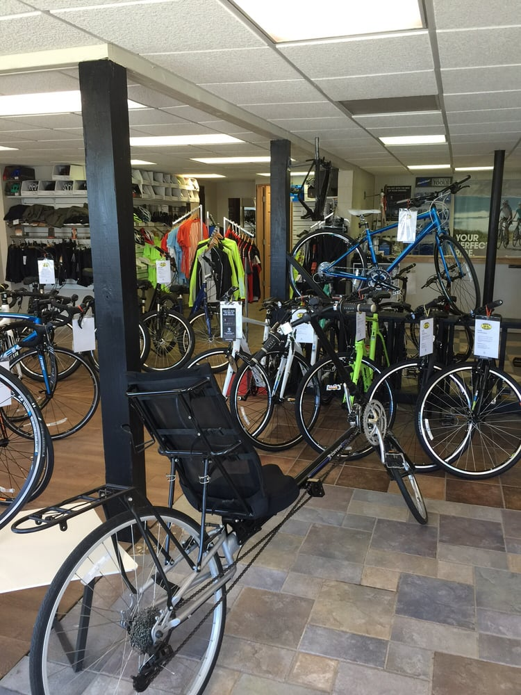 Ben's Bicycles: 2458 Camanche Ave, Clinton, IA