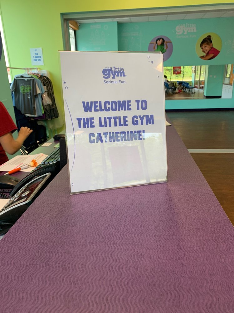 The Little Gym: 4420 Rosewood Dr, Columbia, SC