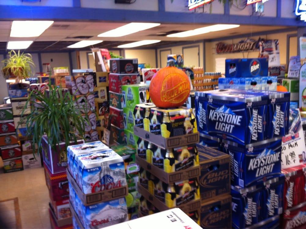 Maricondia Beer Distributor: 239 W Main St, Mount Pleasant, PA