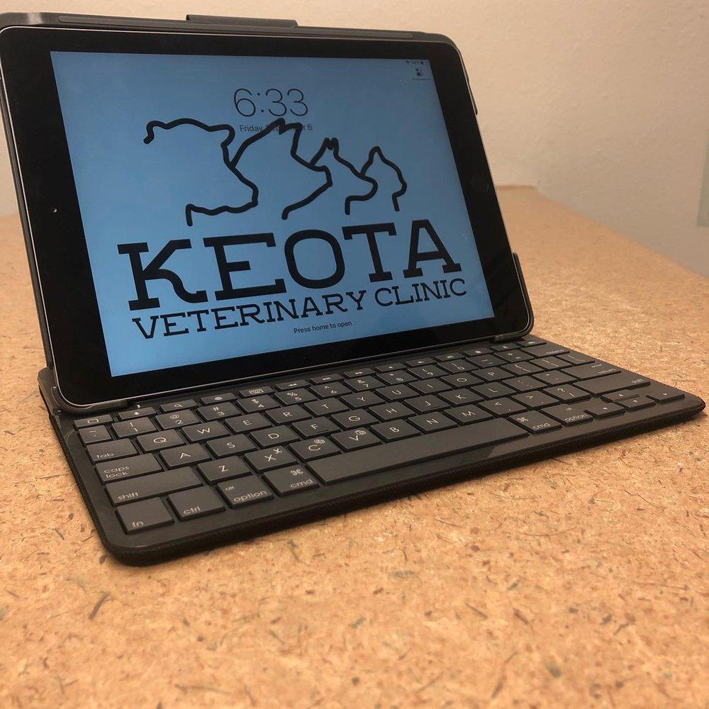 Keota Veterinary Clinic: 102 E Broadway Ave, Keota, IA