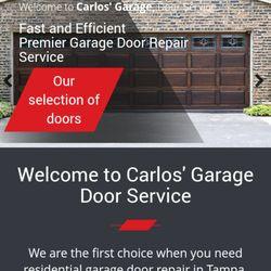 Photo of Carlos Garage Door Service - T&a Bay FL United States. Do  sc 1 st  Yelp & Carlos Garage Door Service - Garage Door Services - Harbour Island ...