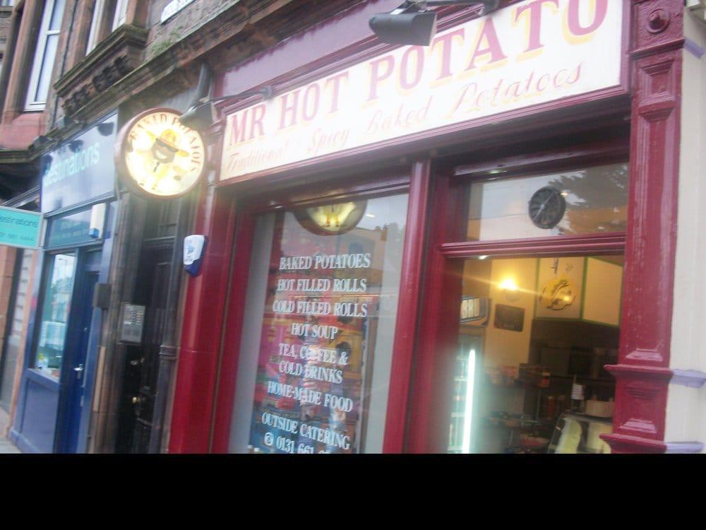 Mr Hot Potato