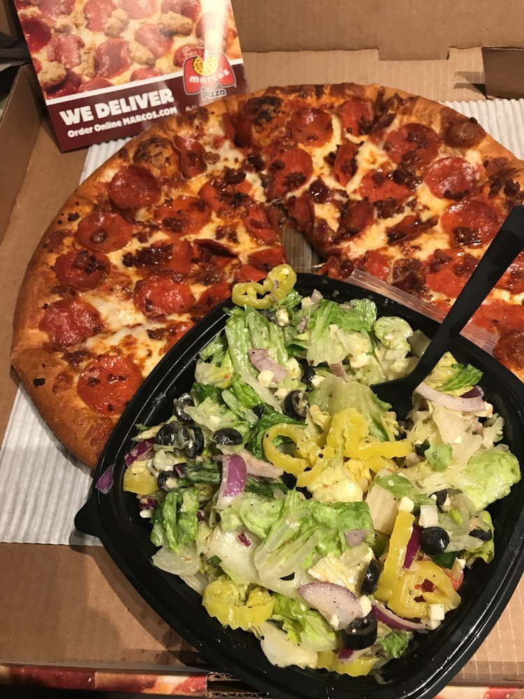 Marco's Pizza: 900 W Parker Rd, Plano, TX