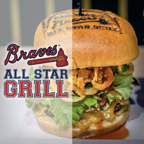 Atlanta Braves All Star Grill
