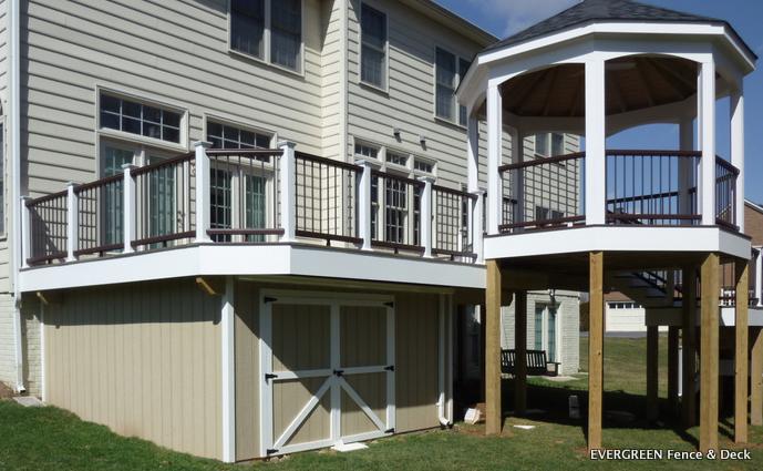 Evergreen Fence & Deck: Brookeville, MD