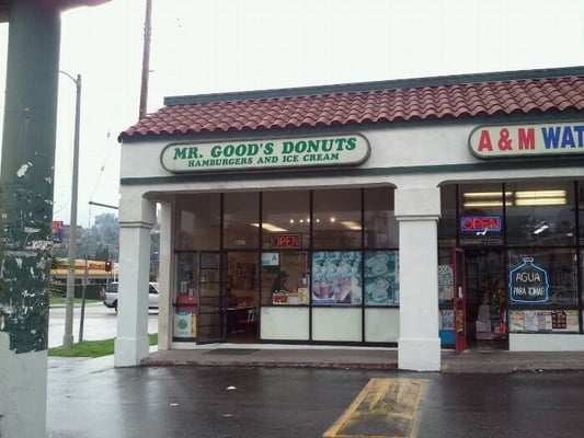 Mr Good S Donuts 4601 Huntington Dr N Los Angeles Ca Doughnuts