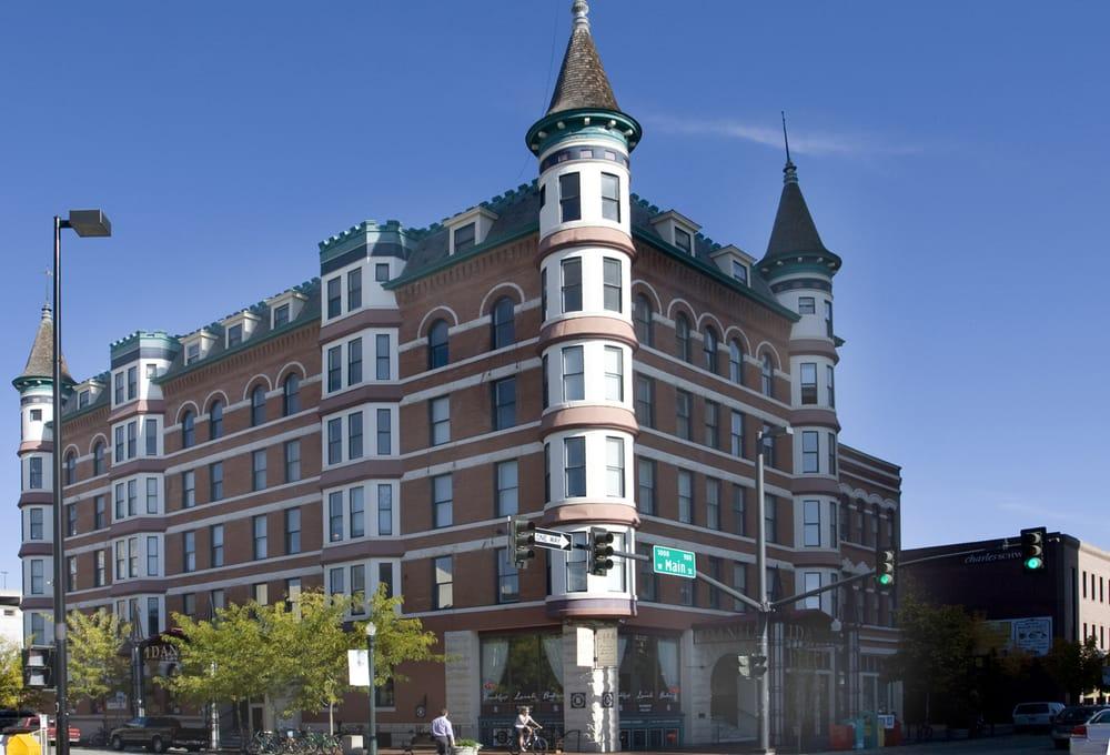 Idanha Apts - Apartments - 928 W Main St, Boise, ID ...
