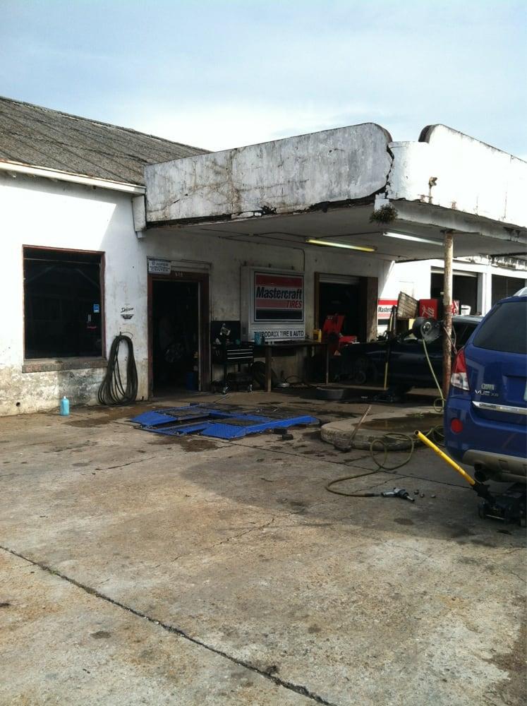 Thibodaux Tire & Auto: 801 Jackson St, Thibodaux, LA