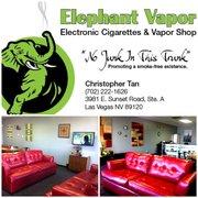 Elephant Vapor - 3981 E Sunset Rd, Las Vegas, NV - 2019 All