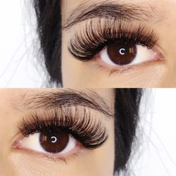 ac844f7ba7d Photo of Luxe Lashes - Las Vegas, NV, United States. Russian Volume Lashes
