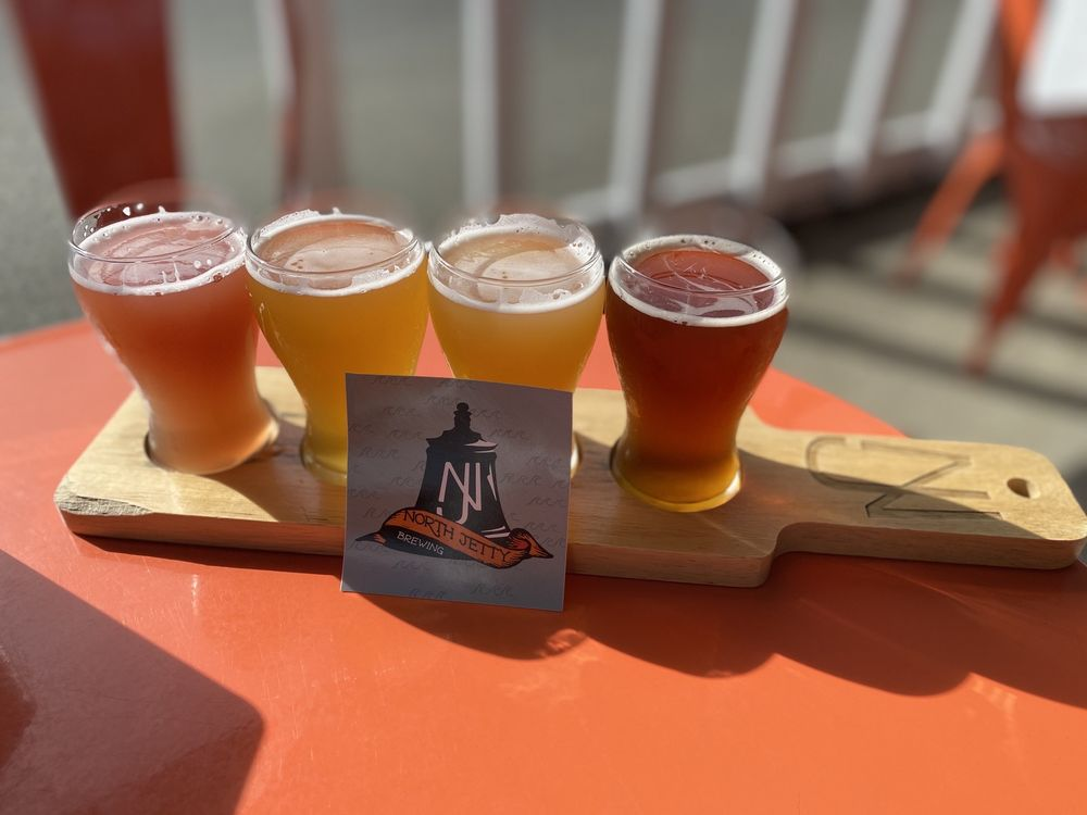 North Jetty Brewing & Taproom: 4200 Pacific Way, Seaview, WA