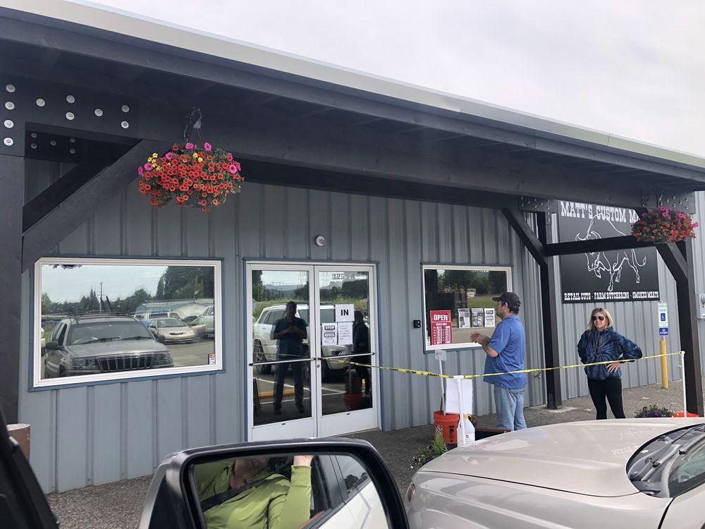 Matts Custom Meats: 705 N Maple Hill Rd, Kelso, WA