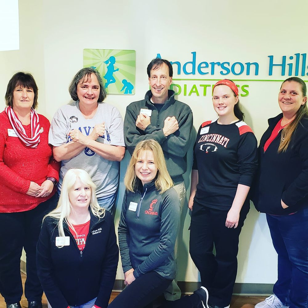 Anderson Hills Pediatrics: 1126 W Ohio Pike, Amelia, OH
