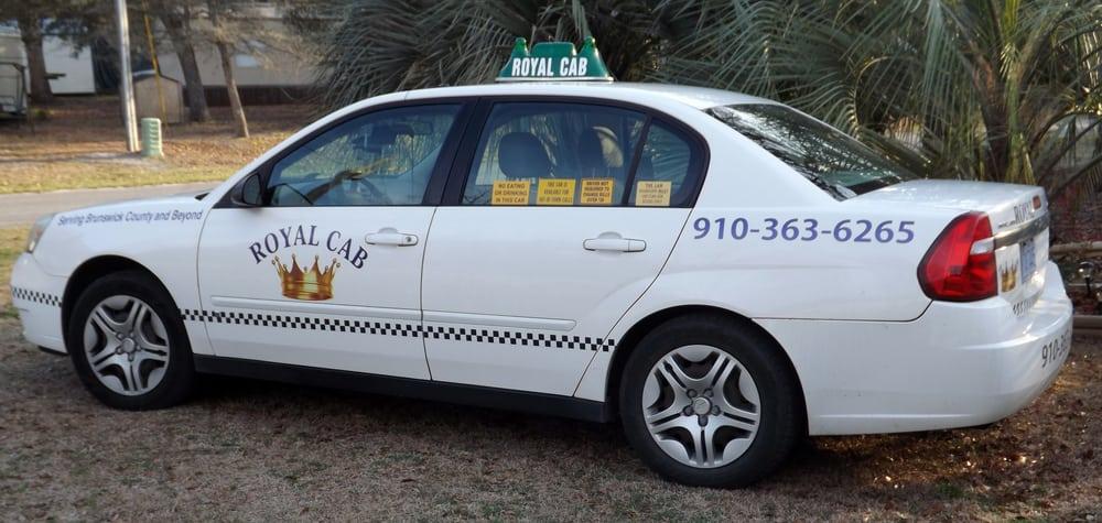 A Plus Royal Cab: 451 Chestnut Dr, Supply, NC