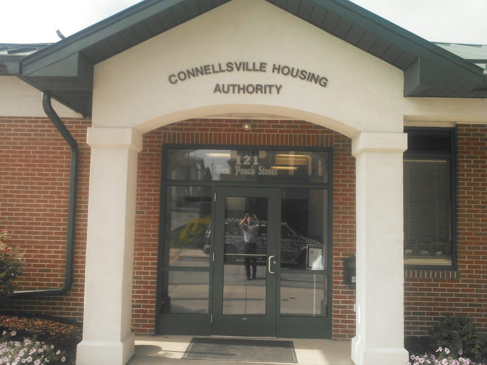 Connellsville Housing Authority: 121 W Peach St, Connellsville, PA