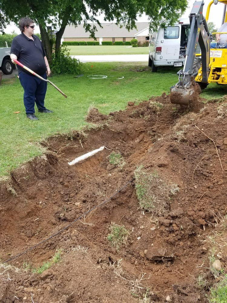 Joe Dorety Plumbing: Rhome, TX