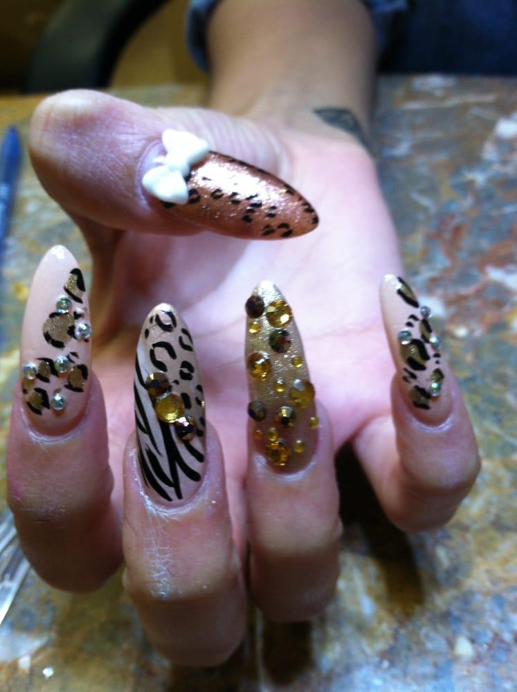 Nail by Luna @ N\'joy nails E. Riverside Dr. - Yelp