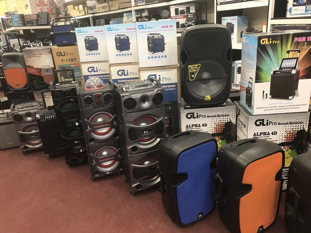 City Sound Electronics of Bridgeport: 1094 Main St, Bridgeport, CT