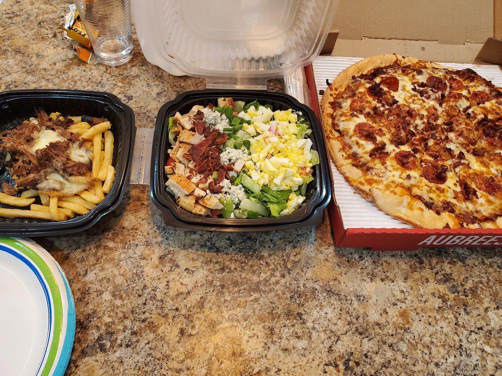 Aubree's Pizzeria & Grill: 4433 E Grand River Ave, Howell, MI
