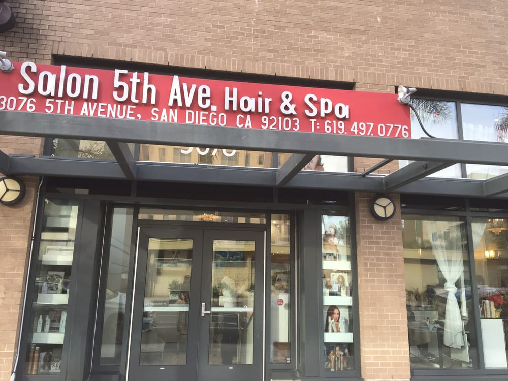 Salon 5th avenue hair spa 90 photos hairdressers for 5th street salon